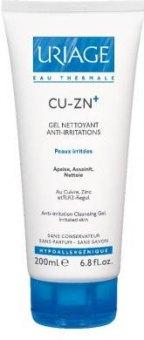 Gel čisticí CU-ZN + Nettoyant Uriage
