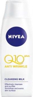 Mléko pleťové čistící proti vráskám Q10 Plus Nivea