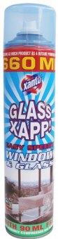 Čisticí sprej na sklo a okna Glass Xapp Xanto
