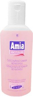 Tonikum pleťové čistící Active Amia