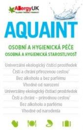 Čistící voda Aquaint