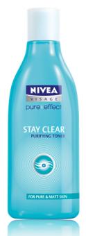 Pleťová voda čisticí Stay Clear Nivea