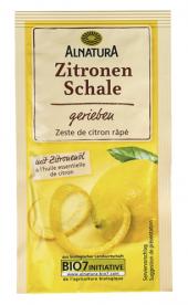Citronová kůra bio Alnatura