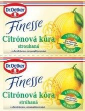 Citronová kůra Finesse Dr. Oetker