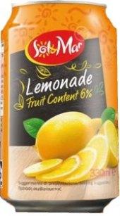 Limonáda citronová Sol&Mar