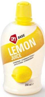 Šťáva citronová Basic
