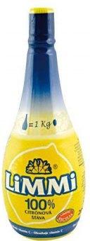 Šťáva citronová Limmi