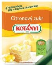 Citronový cukr Kotányi