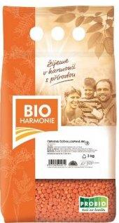 Čočka červená Bio Harmonie