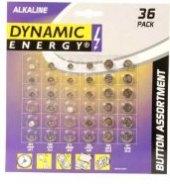 Čočkové baterie Dynamic Energy