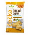 Čočkové chipsy bezlepkové Vital snack