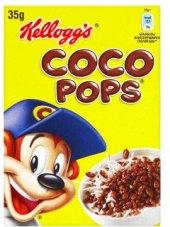 Cereálie Coco pops Kellogg's