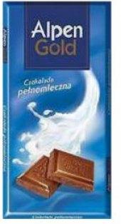 Čokoláda Alpen Gold