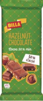 Čokoláda Billa