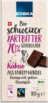 Čokoláda bio Edeka