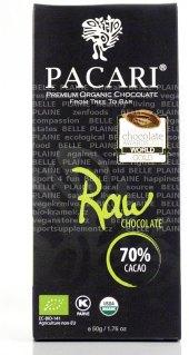 Čokoláda bio Pacari