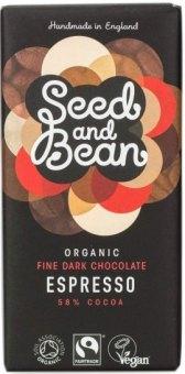 Čokoláda bio Seed&Bean