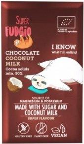 Čokoláda bio Super Fudgio