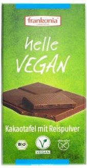 Čokoláda bio vegan Frankonia