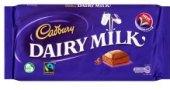 Čokoláda Cadbury