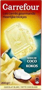 Čokoláda Carrefour