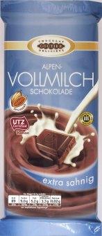 Čokoláda Chocolat Delicieux Goutier