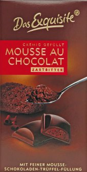Čokoláda Das Exquisite