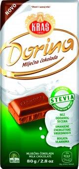 Čokoláda Dorina Kraš