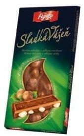 Čokoláda Sladká vášeň Figaro