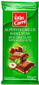 Čokoláda Fin Carré
