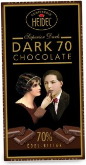 Čokoláda Heidel