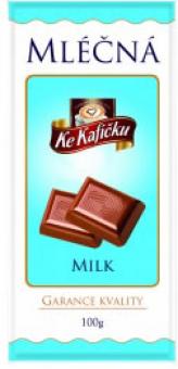 Čokoláda Ke kafíčku