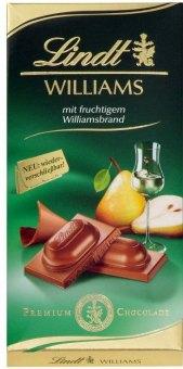 Čokoláda plněná Lindt