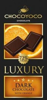 Čokoláda Luxury Chocoyoco