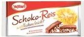 Čokoláda mléčná s pufovanou rýží Wawi