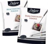 Čokoláda na fondue Deluxe