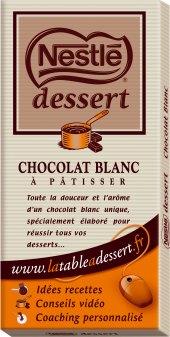 Čokoláda na vaření Dessert Nestlé