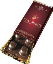 Čokoláda plněná Rémy Martin Goldkenn