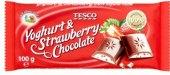 Čokoláda plněná Tesco