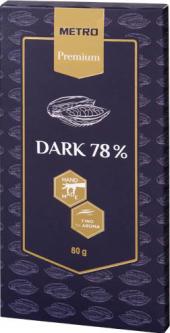 Čokoláda Premium Metro