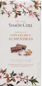 Čokoláda Simón Coll