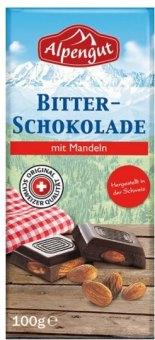 Čokoláda švýcarská Alpengut