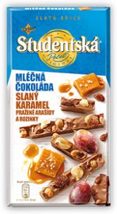 Čokoláda Zlatá edice Studentská pečeť Orion