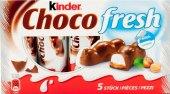 Čokoládky Choco Fresh Kinder