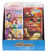 Čokoládky Disney