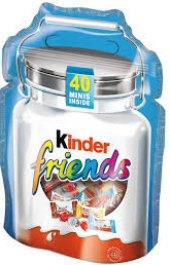 Čokoládky Friends Kinder