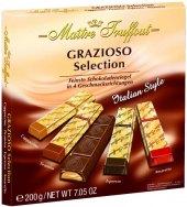 Čokoládky Selection Maitre Truffout