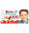 Čokoládky Kinder