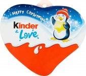 Čokoládky vánoční Kinder & Love