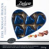Bonboniéra Čokoládová srdíčka Deluxe